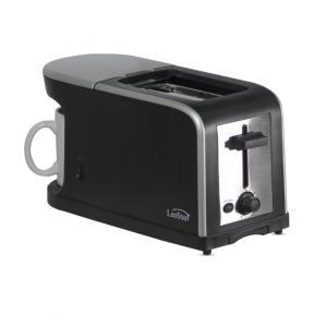 Leostar Morning Combo Toaster & Coffee Maker With Mug TT-7763